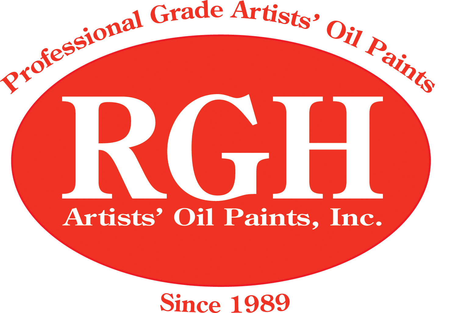RGH Artists' Oil Paints