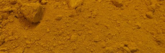 Yellow Oxide Transparent Pigment